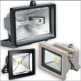 Галогенные и светодиодные прожекторы
