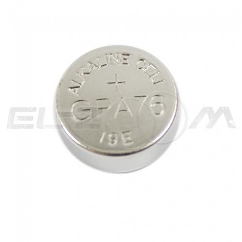 "Батарейка литиевая ""GP Batteries"", тип LR44 (A76), 1.5В"