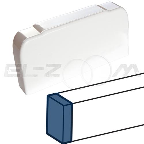 Заглушка торцевая для короба 105x50мм. Legrand DLP