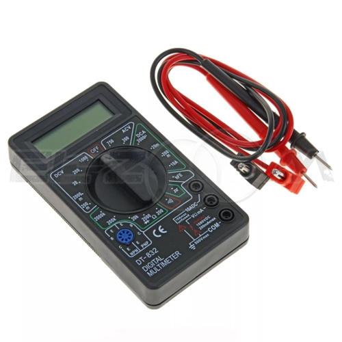Портативный мультиметр ProConnect M838 (DT838)
