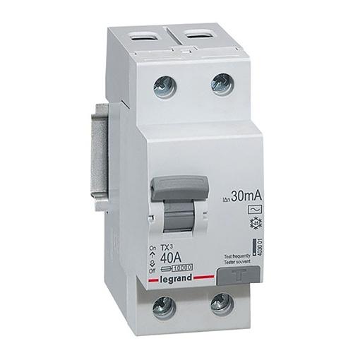 Дифференциальный автомат Legrand RX3 2п C16 30мА AC