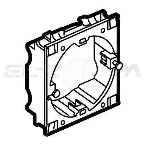 Универсальный суппорт для кабель-канала 85х50/100x50/130x50 Legrand METRA