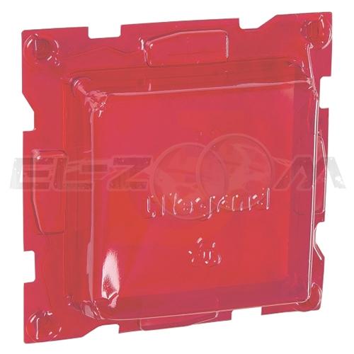 Крышка защитная Legrand Etika красная