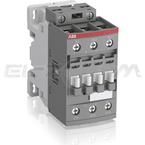 Контактор ABB AF30-30-00-13 30А (3 н.о.) 100-220В AC/DC