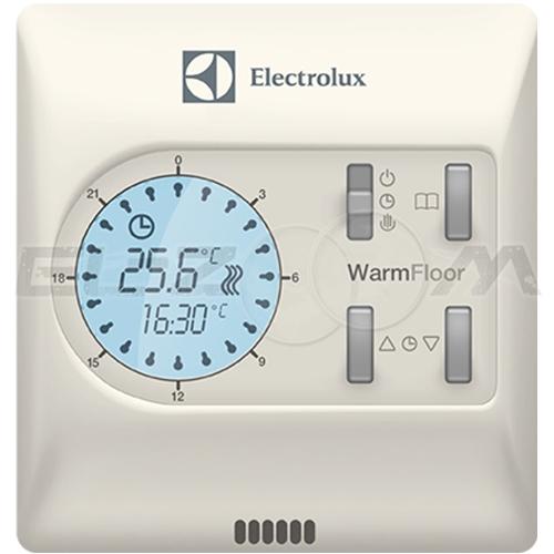 Терморегулятор электронный программируемый для теплого пола Electrolux ETA-16