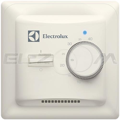 Терморегулятор механический для теплого пола Electrolux ETB-16