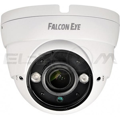 Видеокамера уличная гибридная IP66 2MP FE-IDV1080MHD/35M