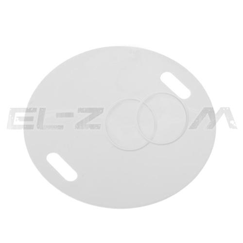 Бирка круглая для маркировки кабельных линий У-135 (100шт.)