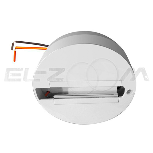 Чашка крепления адаптера к шинопроводу Volpe UBX-Q121 K81 White 1 Polybag