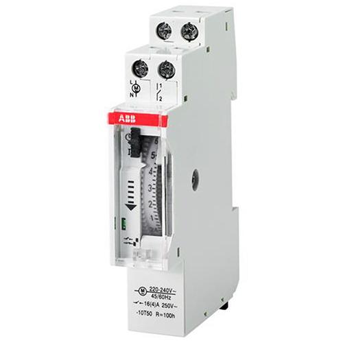 Суточное реле времени ABB AT1e-R электромеханическое