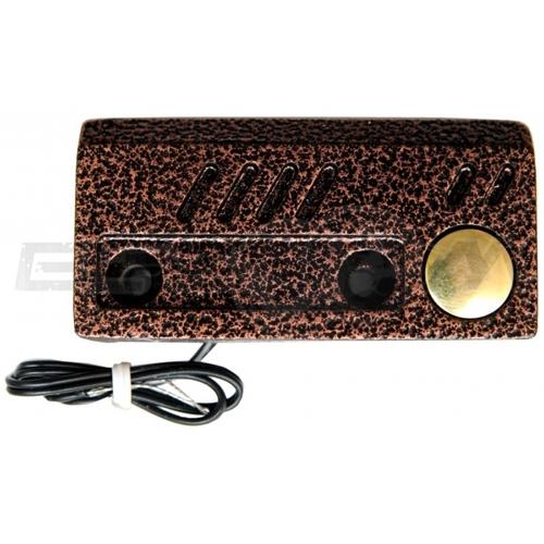 Вызывная аудиопанель AVC-109 медь