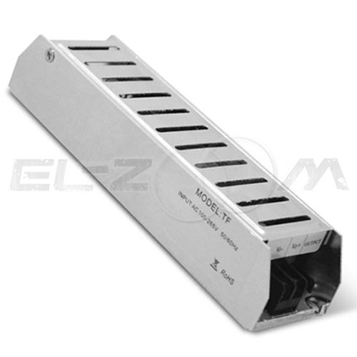 Блок питания (трансформатор) 220-12В, 150Вт, IP20 для светодиодных лент