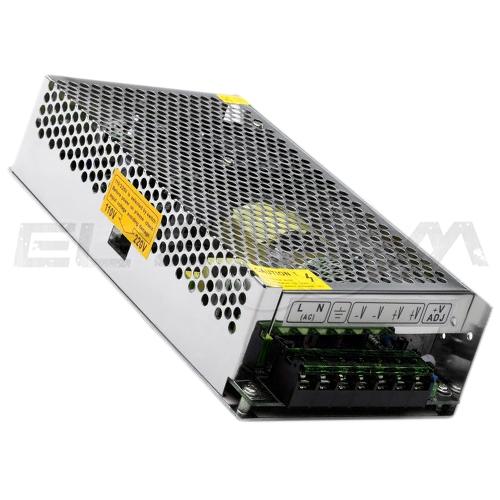 Блок питания (трансформатор) 220-12В, 60Вт, IP20 для светодиодных лент