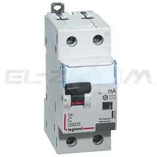 Дифференциальный автомат Legrand DX3 2п C40 30мА AC
