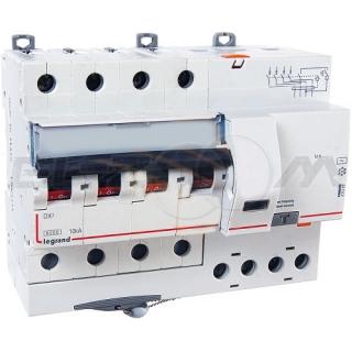 Дифференциальный автомат Legrand DX3 4п C40 30мА AC (7м)