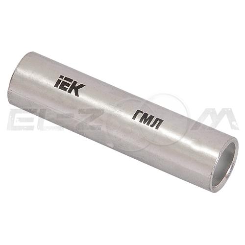 Гильза силовая медная луженая IEK ГМЛ-6 (6 кв.мм)