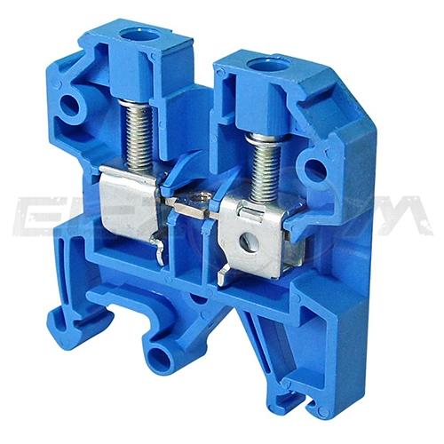 Зажим наборный ЗНИ-4 кв.мм. (JXB) синий