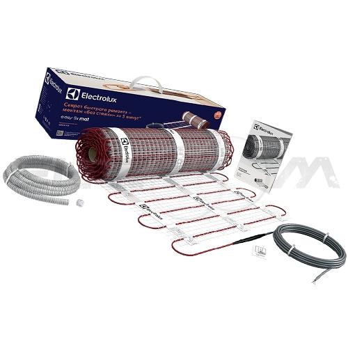 Нагревательный мат под плитку 6кв.м (900Вт) Electrolux Easy Fix Mat 3.5мм (двухжильный)