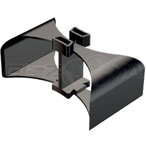 Канал соединительный для установочных коробок Greenel для полых стен