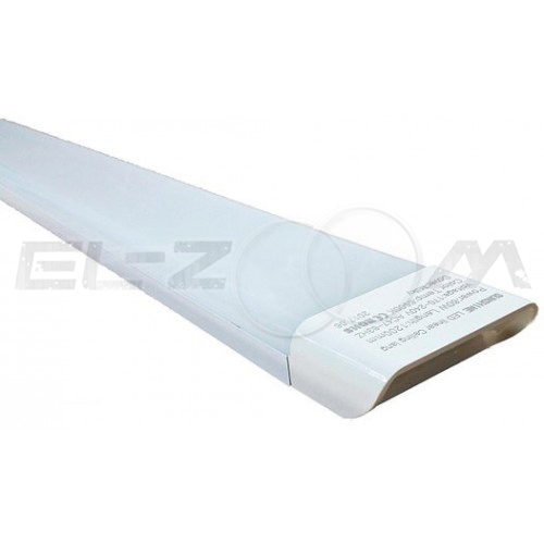 Светильник линейный светодиодный с прозрачным рассеивателем PPO 1200 SMD 60Вт 6500K IP20