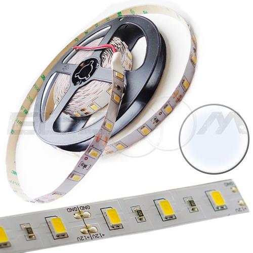 Светодиодная лента SMD 5630 IP20, 12В 20Вт/м L60 белый (холодный) (5м.)