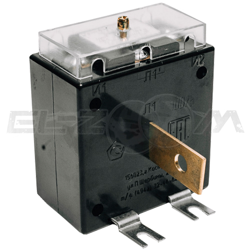 Трансформатор тока Т-0.66 200/5 5ВА класс точности 0,5