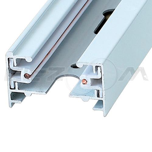 Шинопровод однофазный Volpe UBX-Q121 KS2 WHITE 100мм