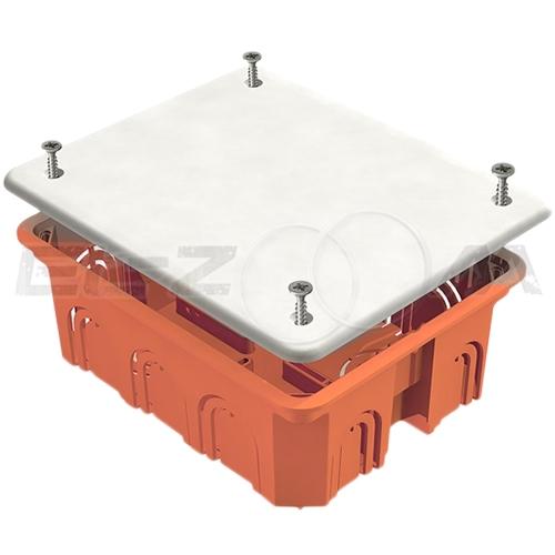 Распаячная коробка 120х92х45мм Greenel IP20 для бетонных и кирпичных стен