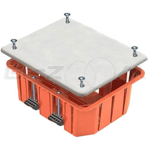 Распаячная коробка 120х92х45мм Greenel IP20 для полых стен