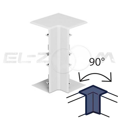 Угол внутренний 90° фиксированный для кабель-канала 100x50 Legrand METRA
