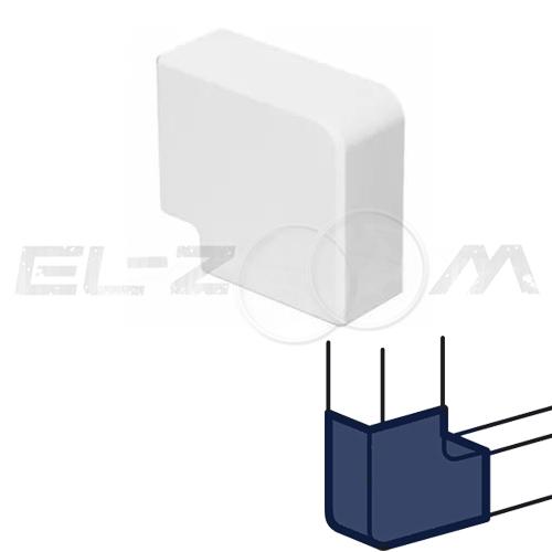 Угол плоский фиксированный 90° для кабель-канала 100x50 Legrand METRA