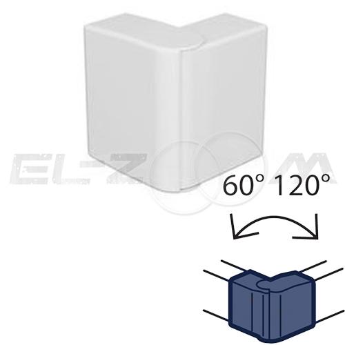 Угол внешний изменяемый 60-120° для кабель-канала 100x50 Legrand METRA