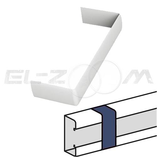 Накладка на стык профиля кабель-канала 100x50 Legrand METRA
