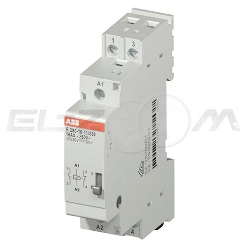 Реле импульсное АВВ E29016-10-230 16А 230В AC/110В DC
