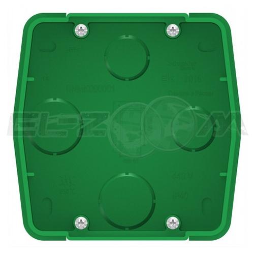 Установочная коробка для розетки эл. плиты Schneider electric Blanca