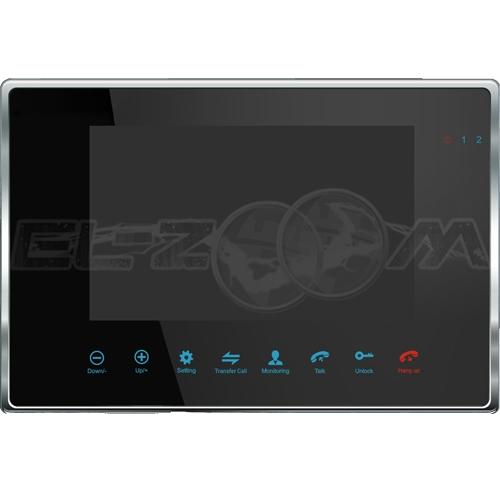 Видеодомофон FE-70M черный