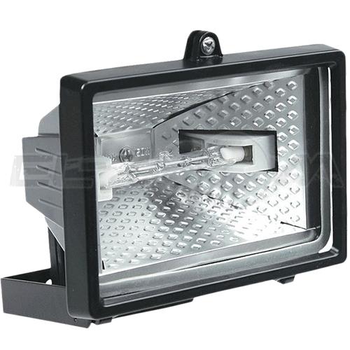 Галогенный прожектор IP54 IEK ОИ 500Вт R7s