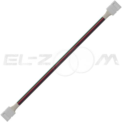 Коннектор NLSC-RGB10mm-PC-W-PC-IP20 для светодиодных лент
