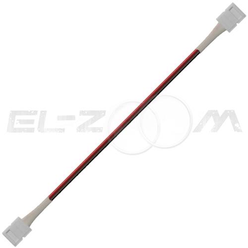 Коннектор NLSC-8mm-PC-W-PC-IP20 для светодиодных лент