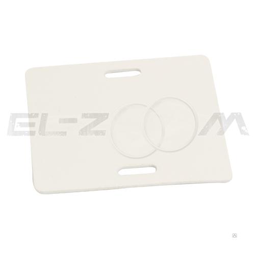 Бирка квадратная для маркировки кабельных линий У-134 (100шт.)