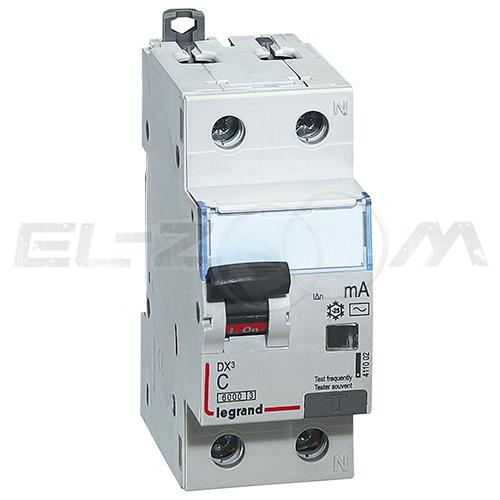 Дифференциальный автомат Legrand RX3 2п C20 30мА AC