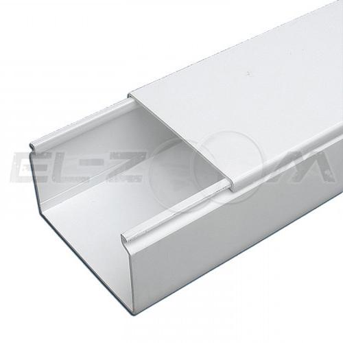 Кабель-канал 100x60мм. белый