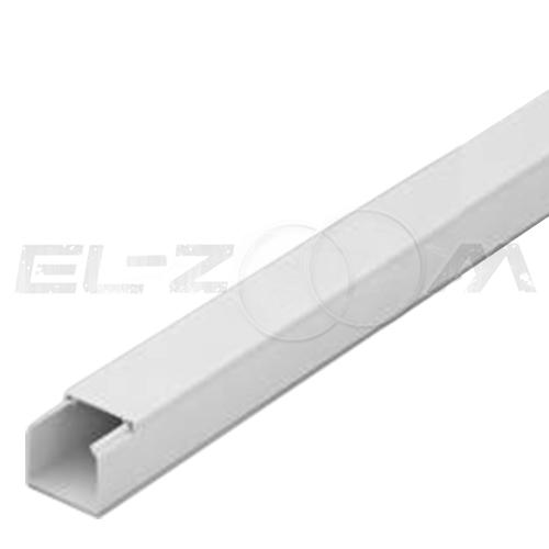 Кабель-канал 25x25мм. белый