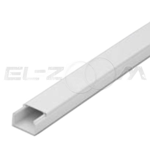 Кабель-канал 40x25мм. белый (2м.)