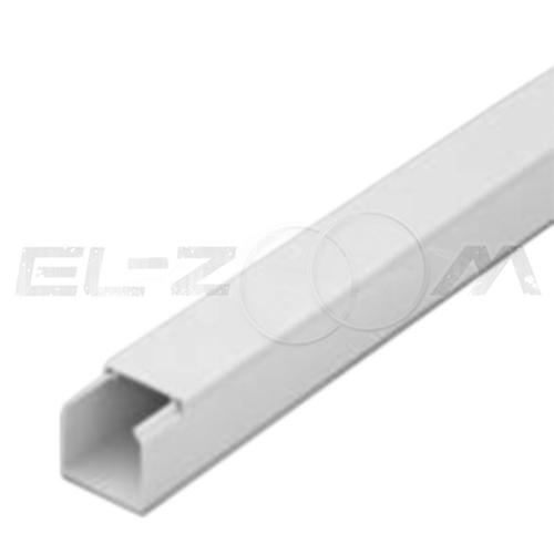 Кабель-канал 40x40мм. белый (2м.)