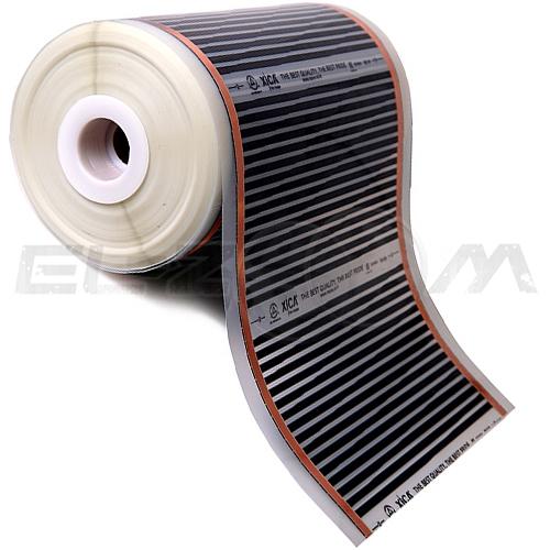 Инфракрасная нагревательная пленка 0.5м 110Вт/м Nanothermal
