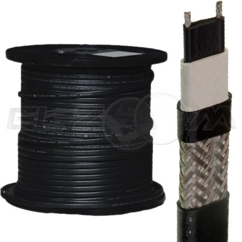 Саморегулирующийся нагревательный кабель для кровли ТС ПОЛЮС 24Вт/м