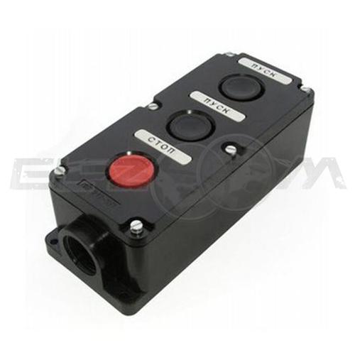 Пост кнопочный ПКЕ 222-3 на 3 кнопки IP54 TDM