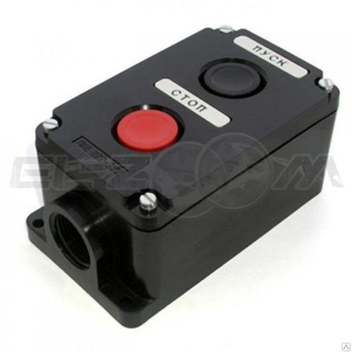 Пост кнопочный ПКЕ 222-2 на 2 кнопки IP54 TDM