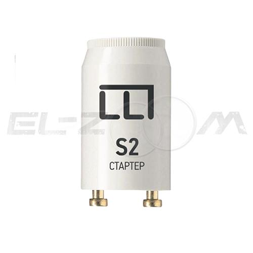 Стартер ASD S2 4-22W для люминесцентных ламп